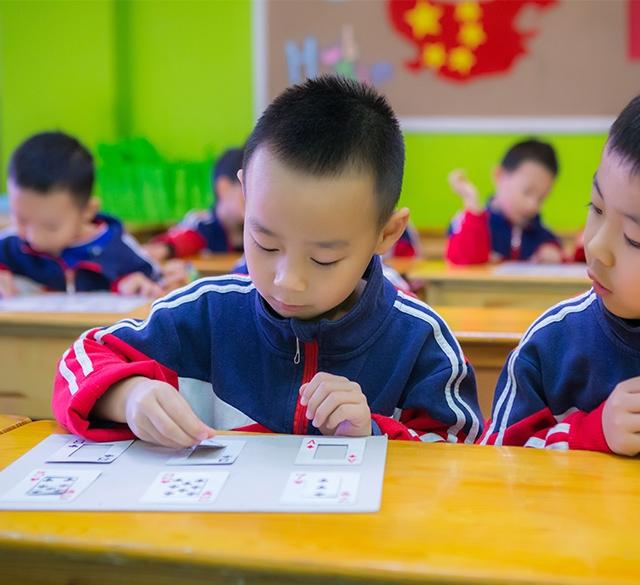 全脑多维开智-数学(5-6岁)